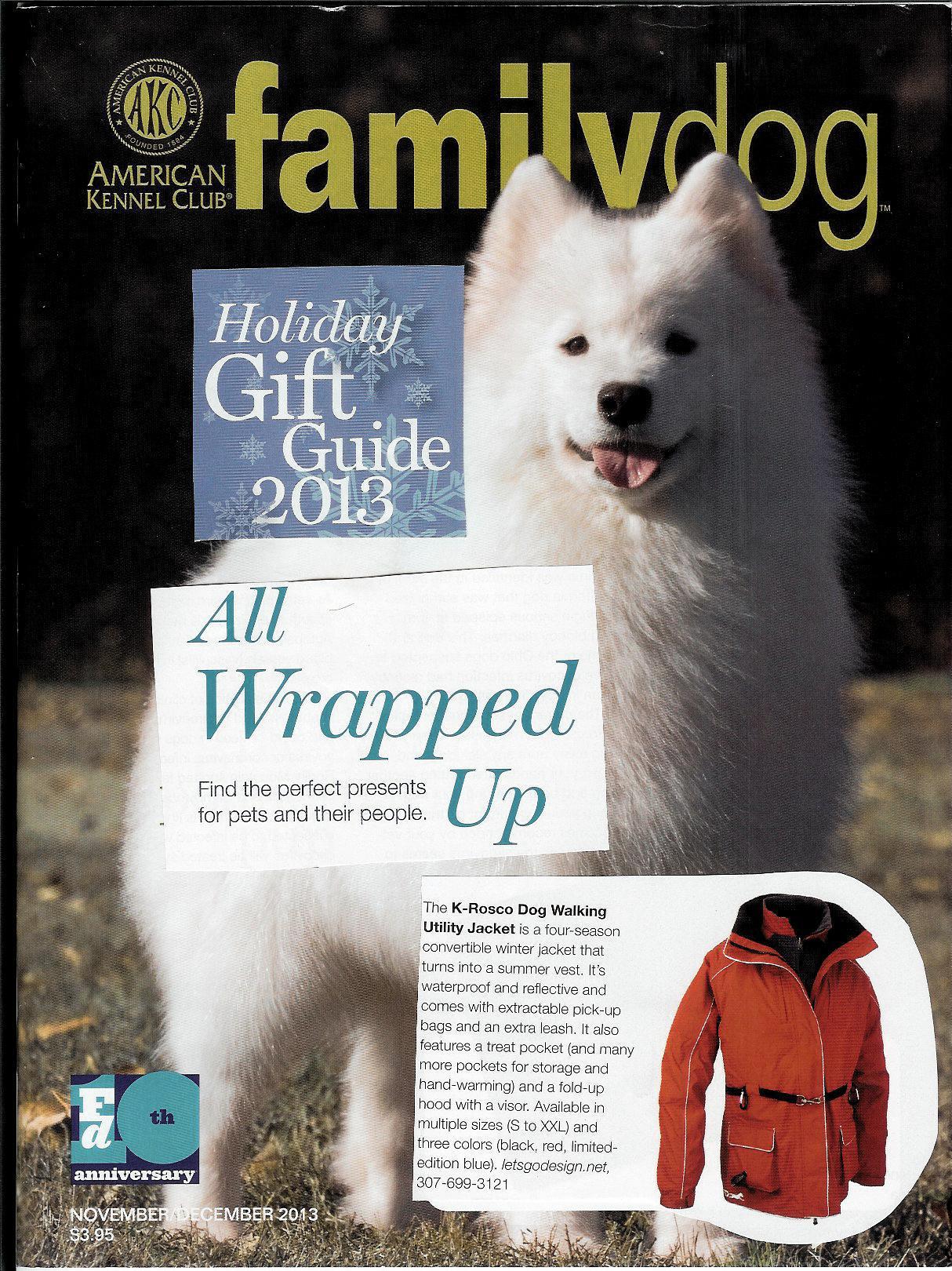 Magazine Family Dog Akc Family Dog Magazine Again